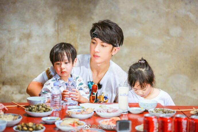 吳尊於2017年帶同女兒Nei Nei和兒子Max亮相《爸爸去哪兒》第五季。