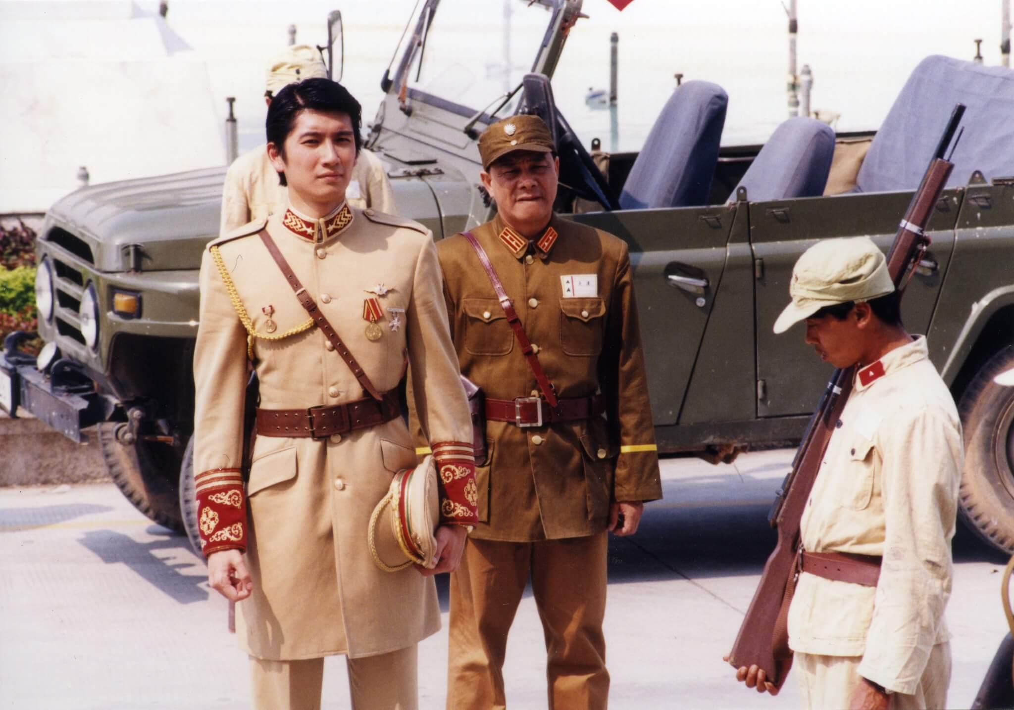 袁文傑在一九九八年為亞視拍攝劇集《我來自廣州》,當年的小鮮肉魅力也不凡呢。