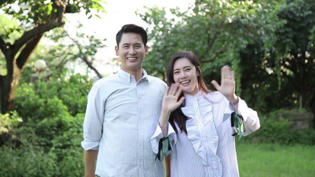 秋瓷炫與于曉光參演綜藝節目,真人show 形式展示新婚生活,被觀眾讚夠真實。
