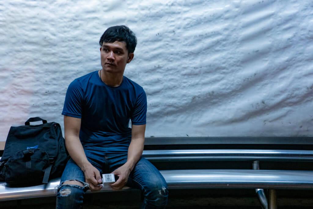 Anong 從沒演戲經驗,今次素人演出頗有實感。