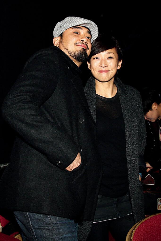 林憶蓮及恭碩良在音樂上合作無數,二人在台上更不避嫌打情罵俏。