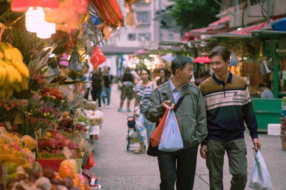 電影《叔‧叔》講述太保與袁富華晚年老同志的故事