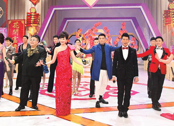 經過了數年鬱鬱不得志的日子,蔡國威逐漸受到亞視重用,成為綜藝節目的台柱。