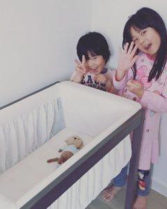 哥哥姊姊砌BB床