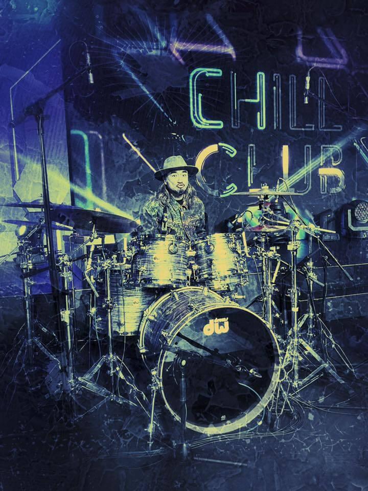 恭碩良的澳門演唱會取消,上周日現身ViuTV為《chill club 》錄影。