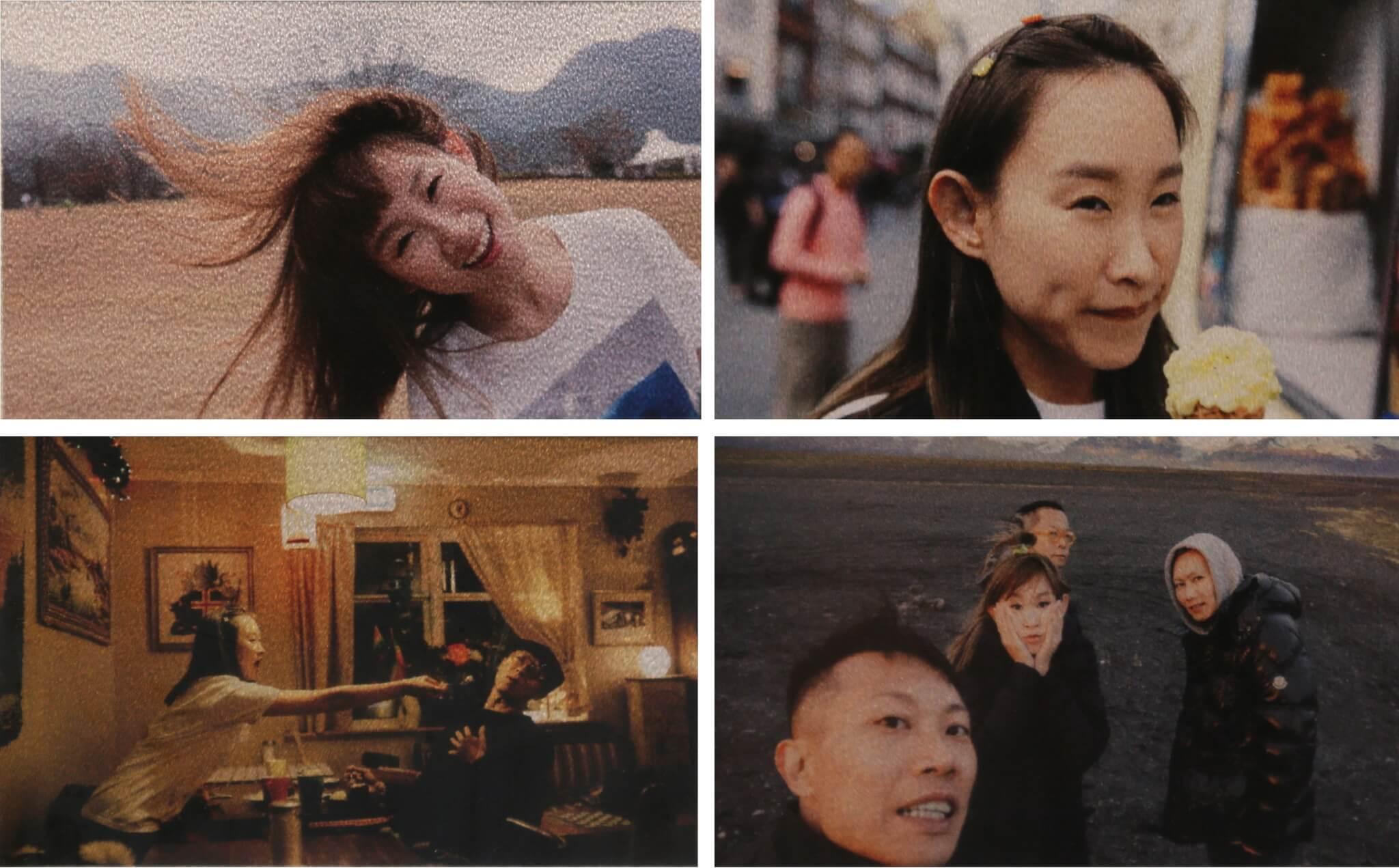 王菀之曾表示兩夫婦去旅行通常都是四人行,同行的好友兼攝影師許先生為她留下不少美好的回憶。