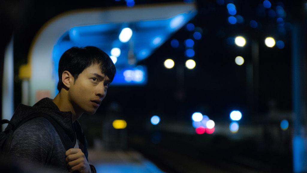 劉俊謙戲中飾演精神病康復者,角色極具挑戰。