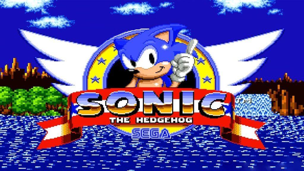 超音鼠原版遊戲