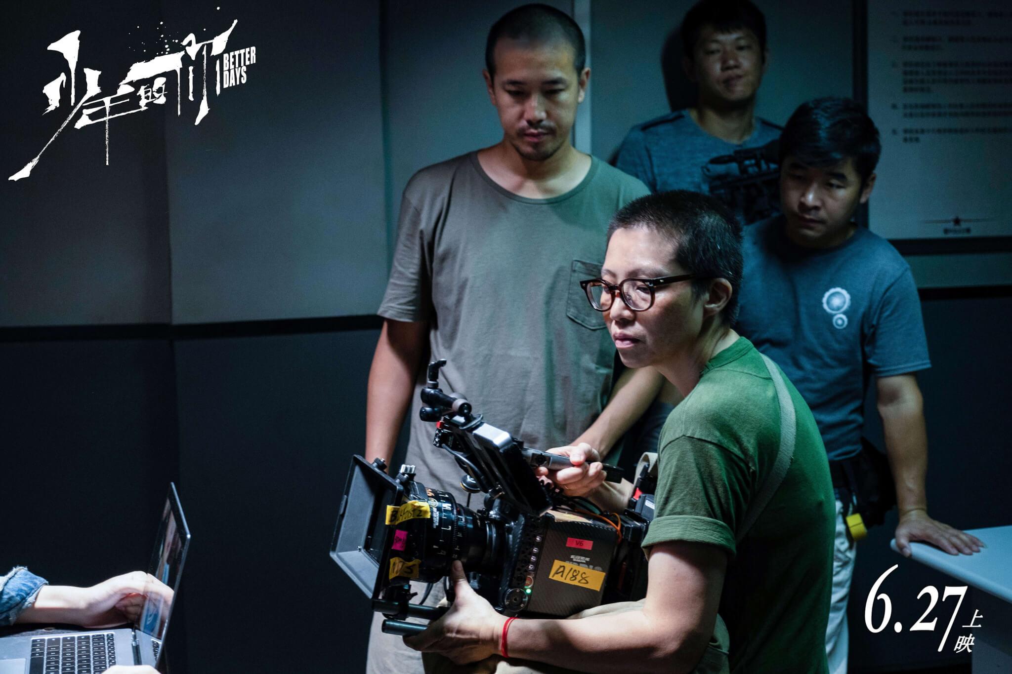 曾國祥執導的《少年的你》入圍「最佳電影」和「最佳導演」。