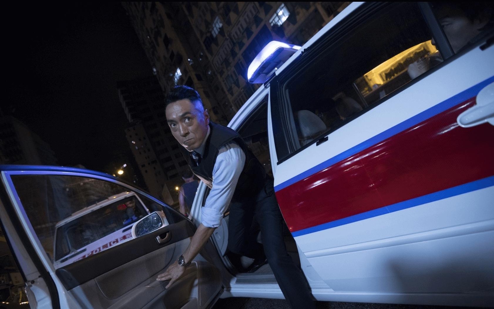 姜皓文《犯罪現場》
