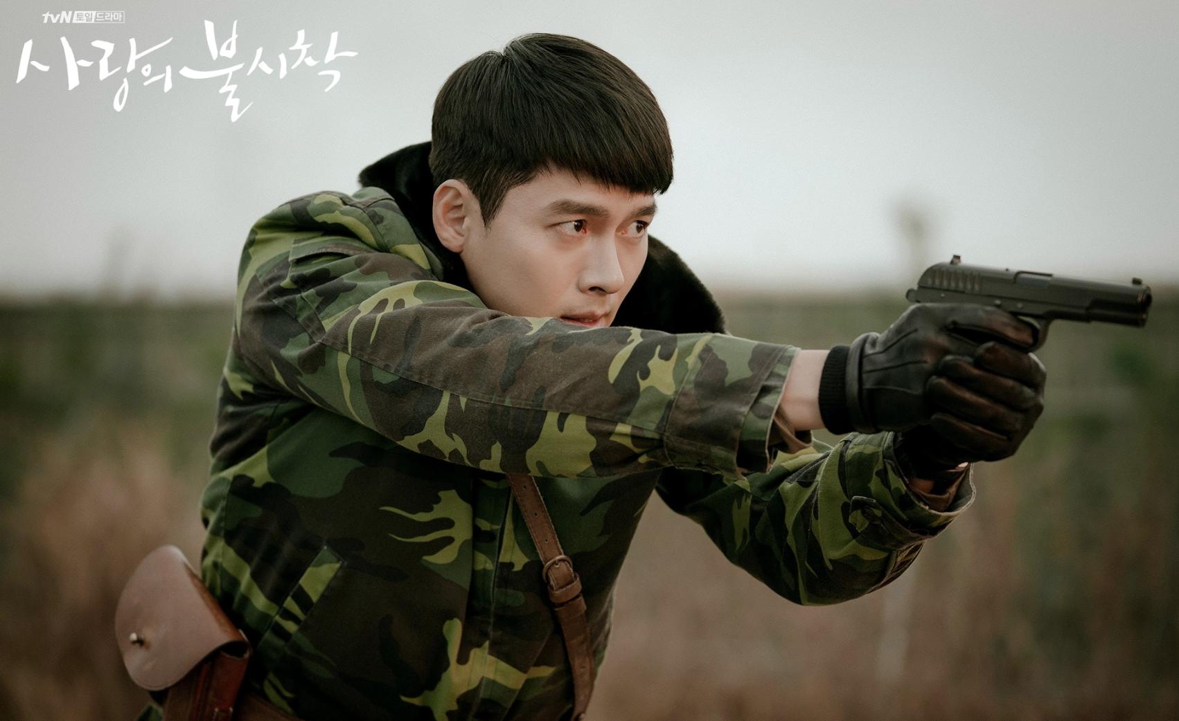 玄彬oppa飾演帥氣北韓軍官