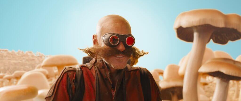 喜劇之王占基利扮演的蛋頭博士,搶鏡出位。
