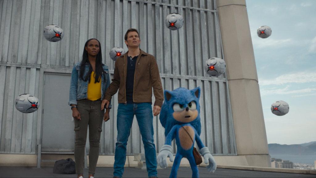 《超音鼠大電影》在美國叫好叫座,成為最高開畫票房的電玩改編電影。