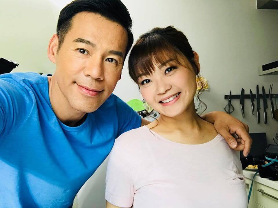 徐榮結婚十四年,太太以前做文職工作,幼女出生後做全職主婦。