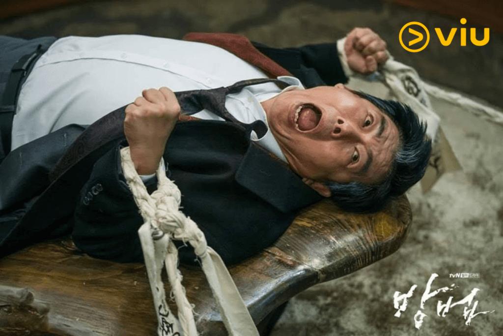成東日挑戰奸角,演技大爆發。
