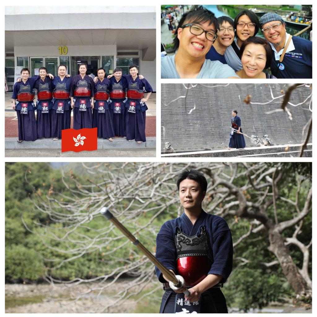 郭泓瀚在劍道中成長,學識不少人生道理。