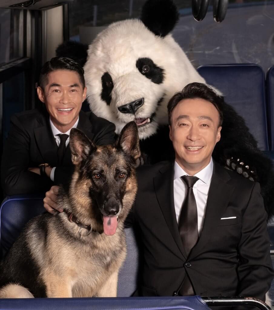 李聖民與裵正楠曾在電影《保安官》中合作,這次再次聯手,但戲路與上次截然不同。