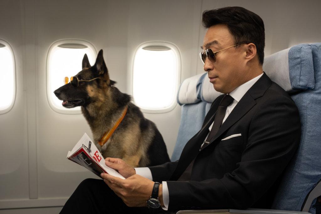 電影找來當紅演員聲演片中動物,由申河均聲演Ali,《上流寄生族》「富爸爸」李善均聲演黑山羊。