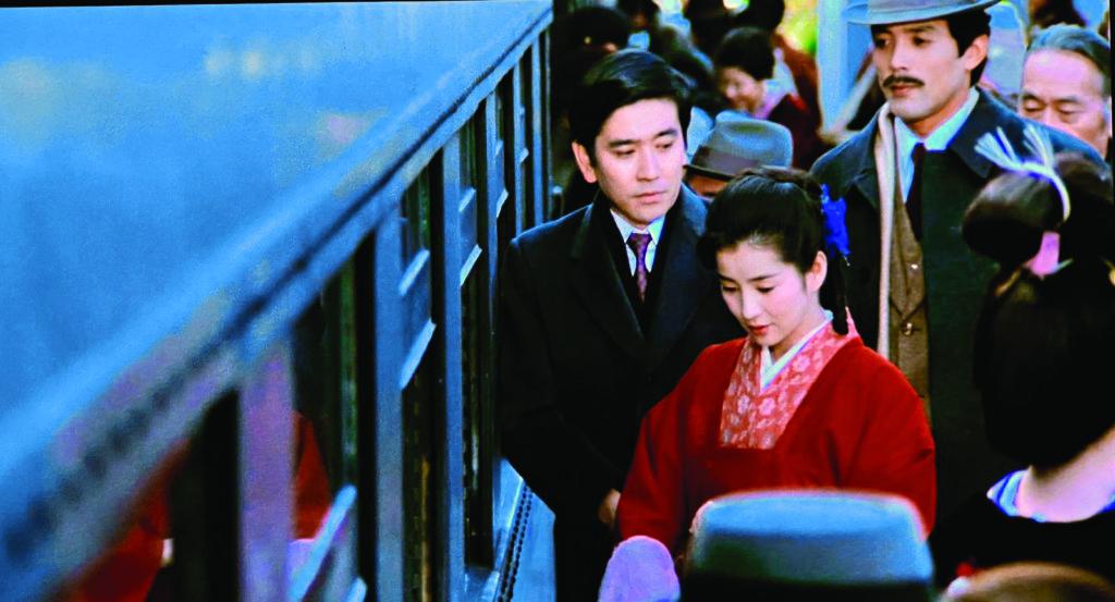 姊夫是姊姊的丈夫,即便他的無微不至教人動心,但丈夫是自己的丈夫,枕邊人一生一世。