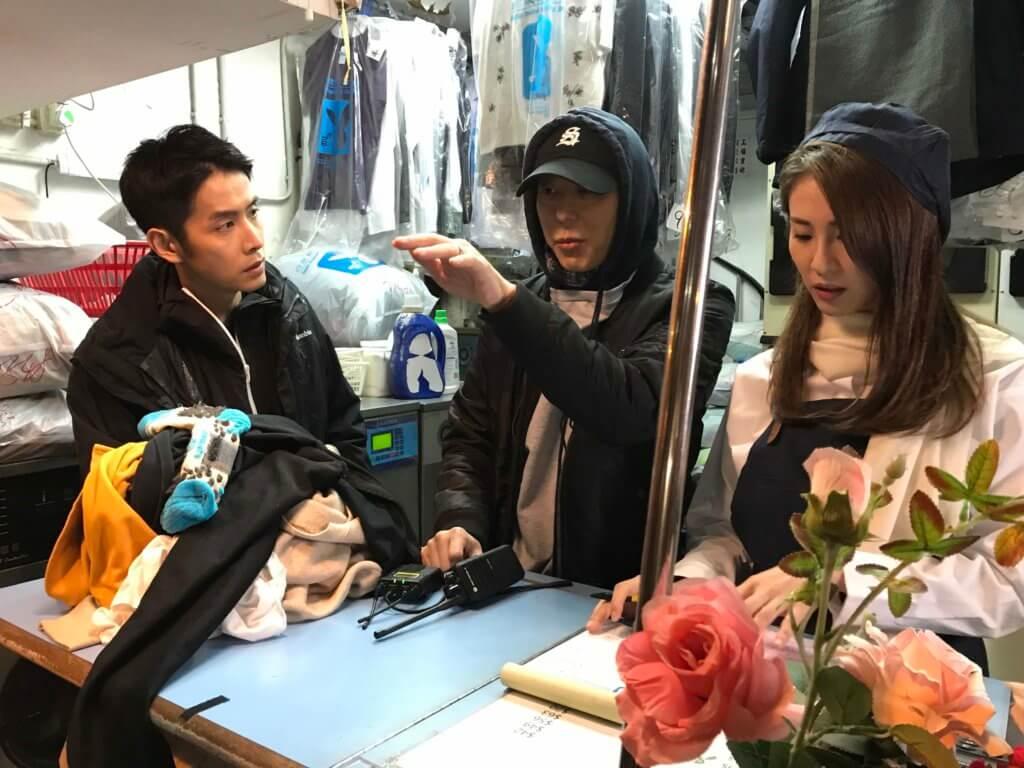鄧健泓首次執導拍了微電影《DREAM COME TRUE》,太太石詠莉及李日朗飾演男女主角。