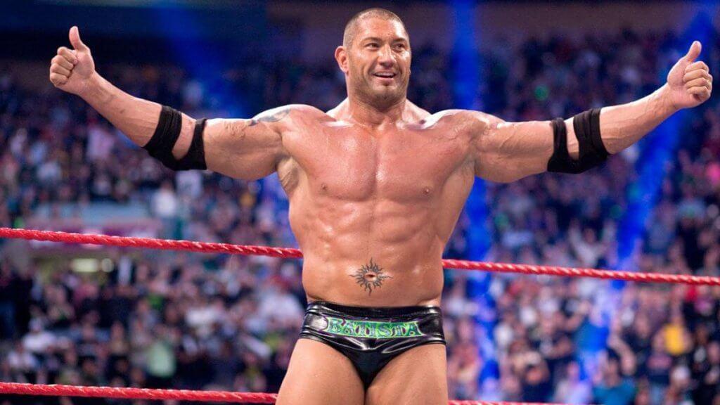 WWE摔角時代的戴夫