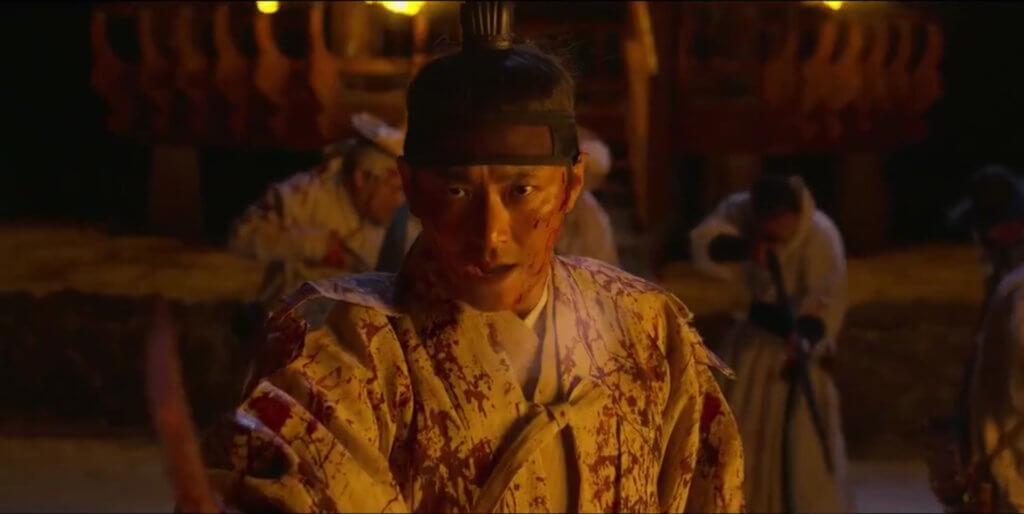 朱智勳在最後一集中,因為疫症已過了七年,他的造型已經要黐鬚,說他去鴨綠江追尋病毒。