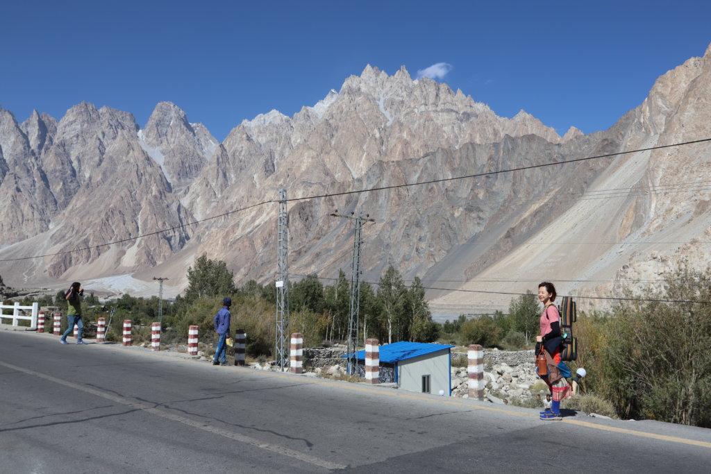 陳慧敏很喜愛Passu另一個地方,是在山丘上的Glacier Breeze。