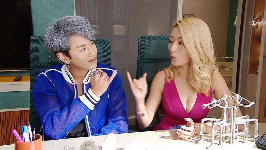 他在劇集《特技人》中飾演的海滔滔,與李君妍有不少對手戲。