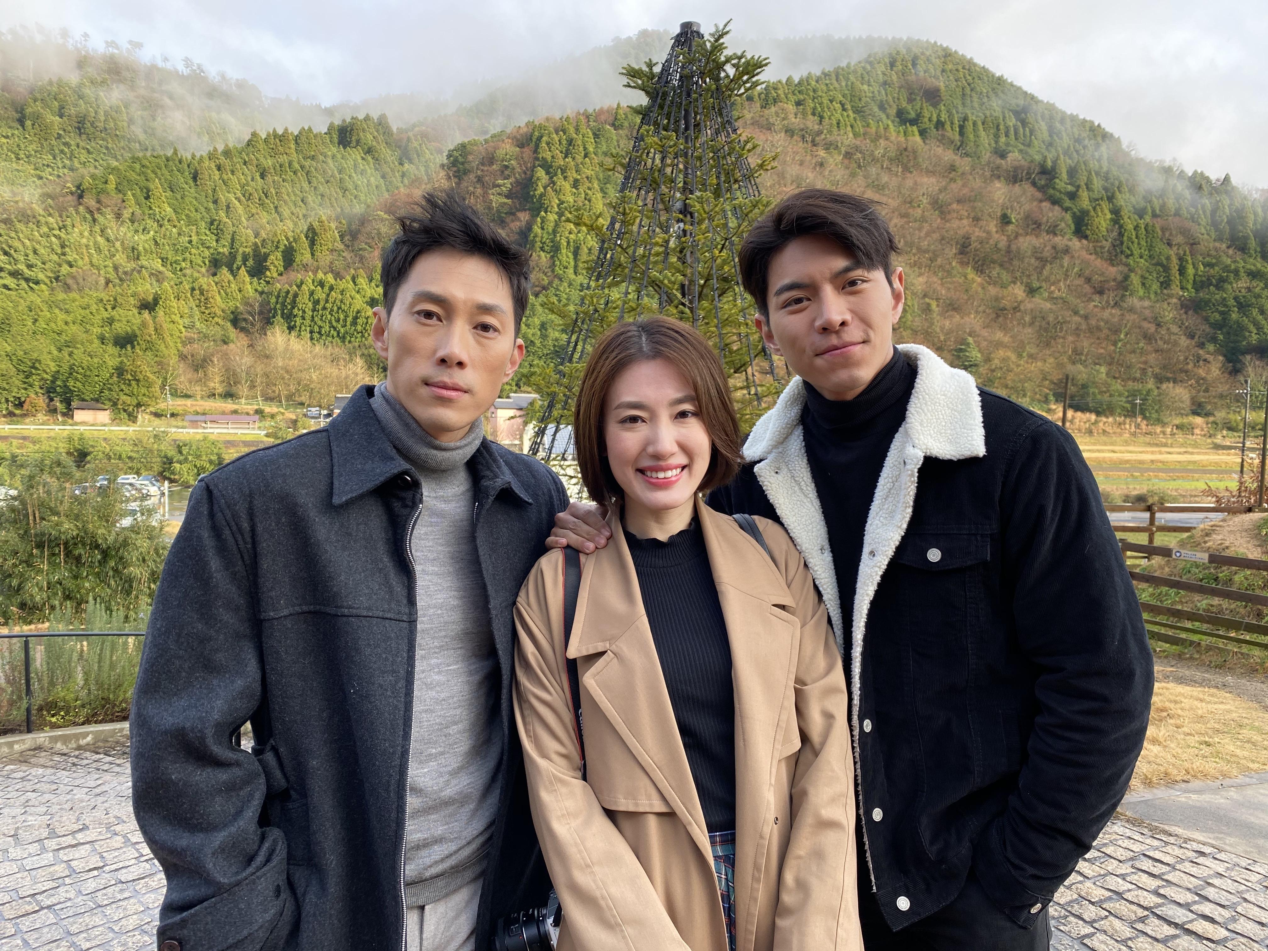 《戀戀季節》由麥秋成自導自演,他與蔣家旻、羅天宇會發展三角戀。