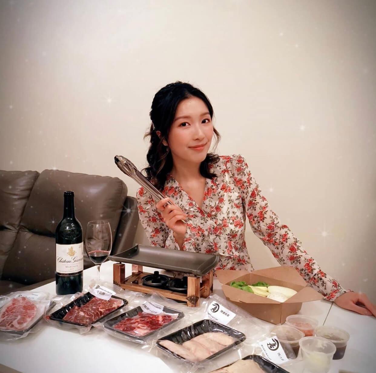 最近因疫情大家也留在家中,郭嘉文亦下廚,更叮囑大家乖乖在家防疫。