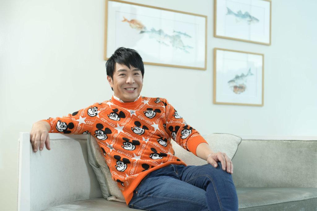 梁思浩是《怪談》的元祖級主持,由○三年至今已主持了五百多集,收入亦令他足以買下兩層樓。