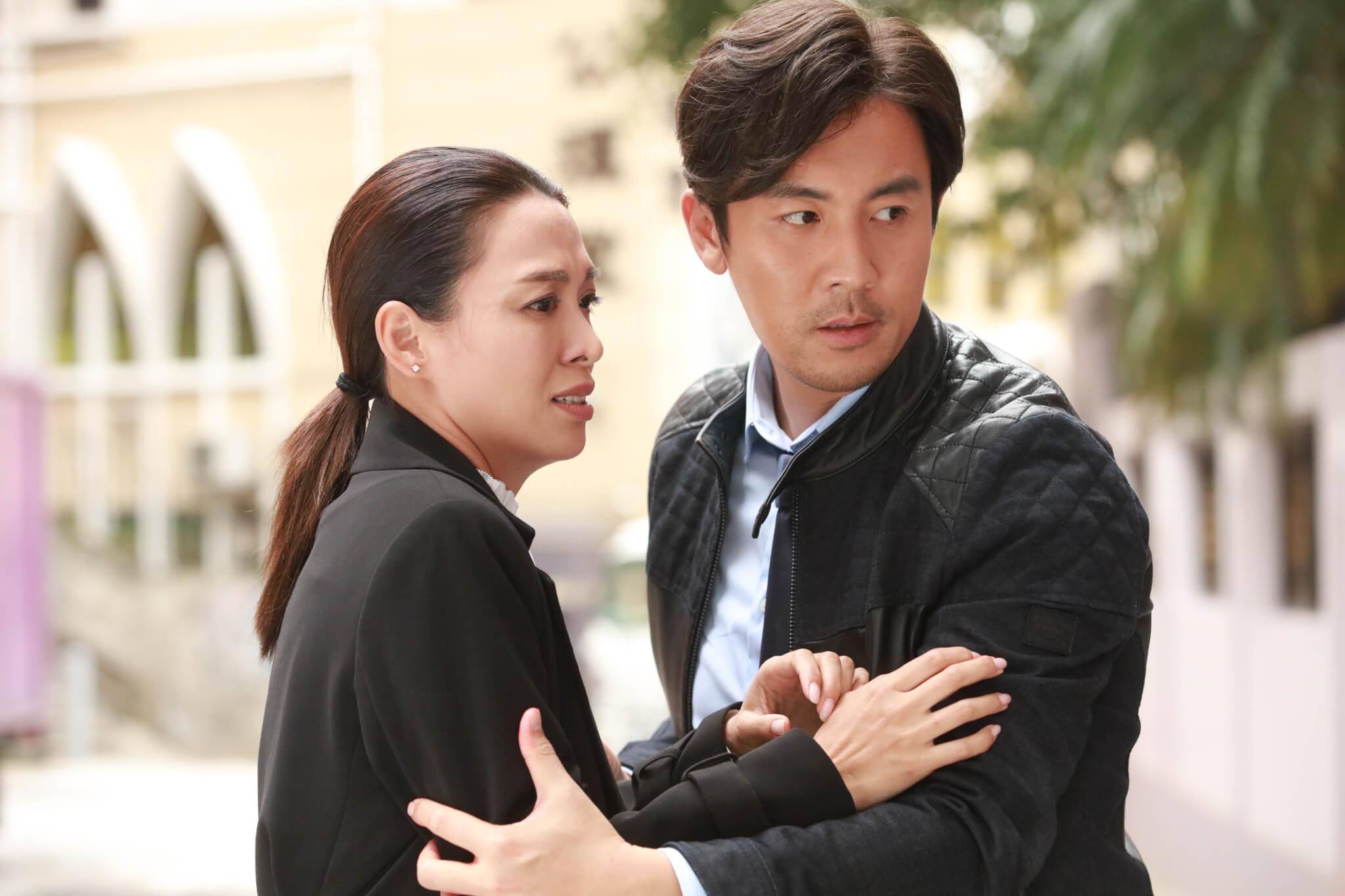 劇中他與煒哥有感情線,兩人最後更會共舞。