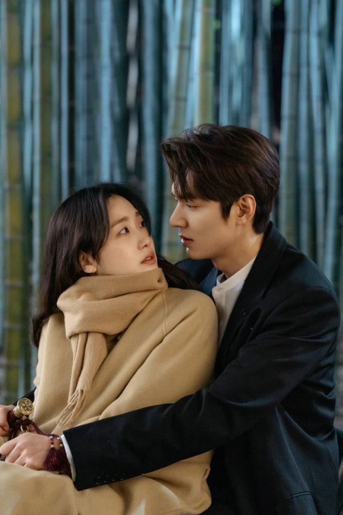 在第四集結尾,金高銀跟了李敏鎬穿越到大韓帝國。