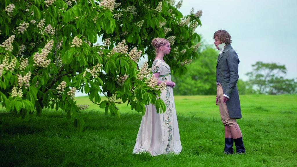 安雅泰萊采兒在《EMMA:上流貴族》扮演富紳千金,曲折地尋找真愛。