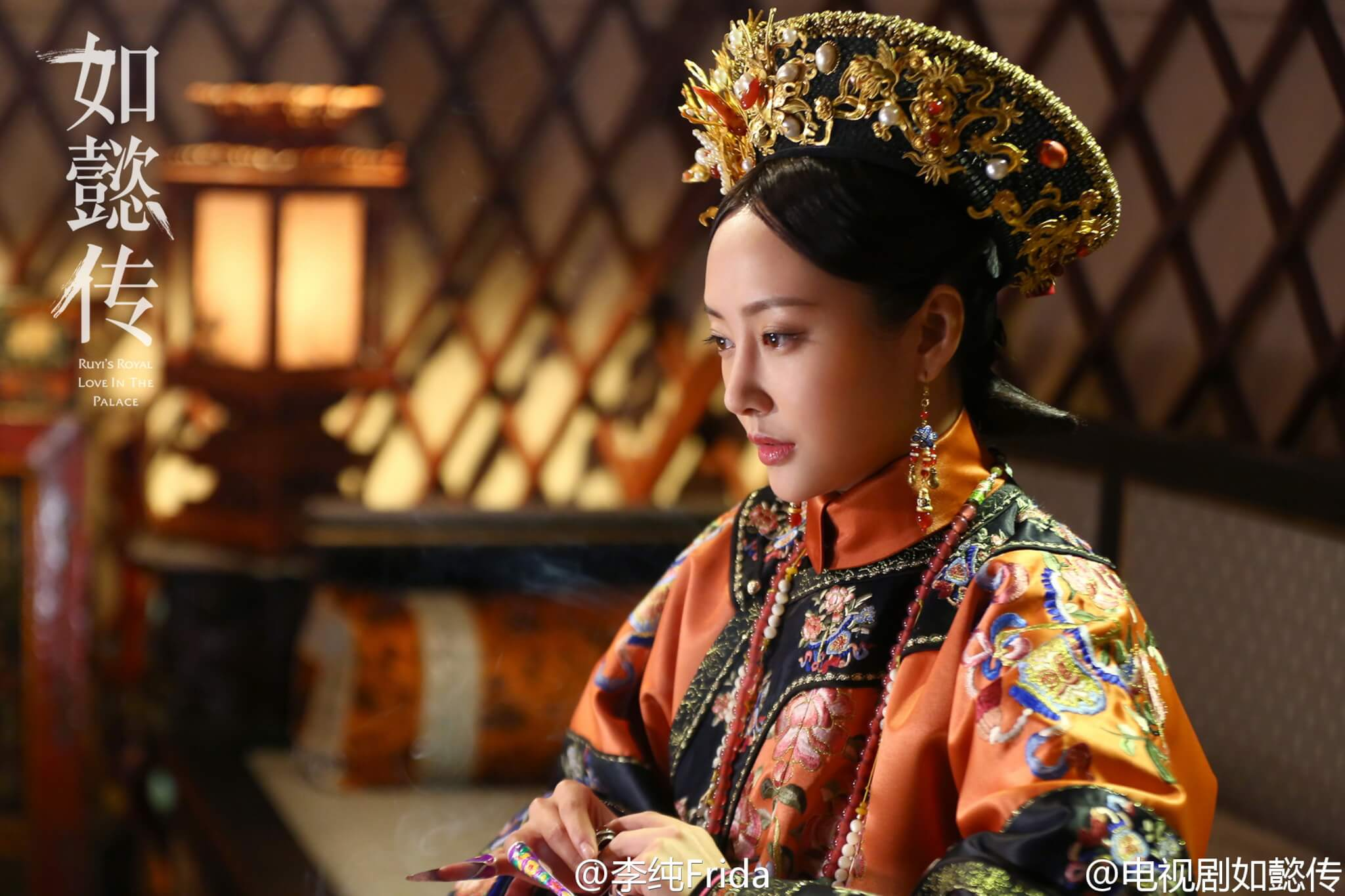 李沁、李純和辛芷蕾三位《如懿傳》女演員在《慶餘年》再次碰頭。