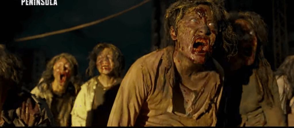 在《李屍朝鮮》中,扮演喪屍的演員要特訓一個月,不知在《屍殺半島》的喪屍演員又需要多少時間來特訓呢?