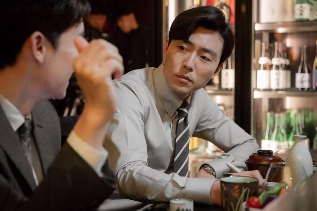 李茂生在《春夜》中飾演家暴賤男