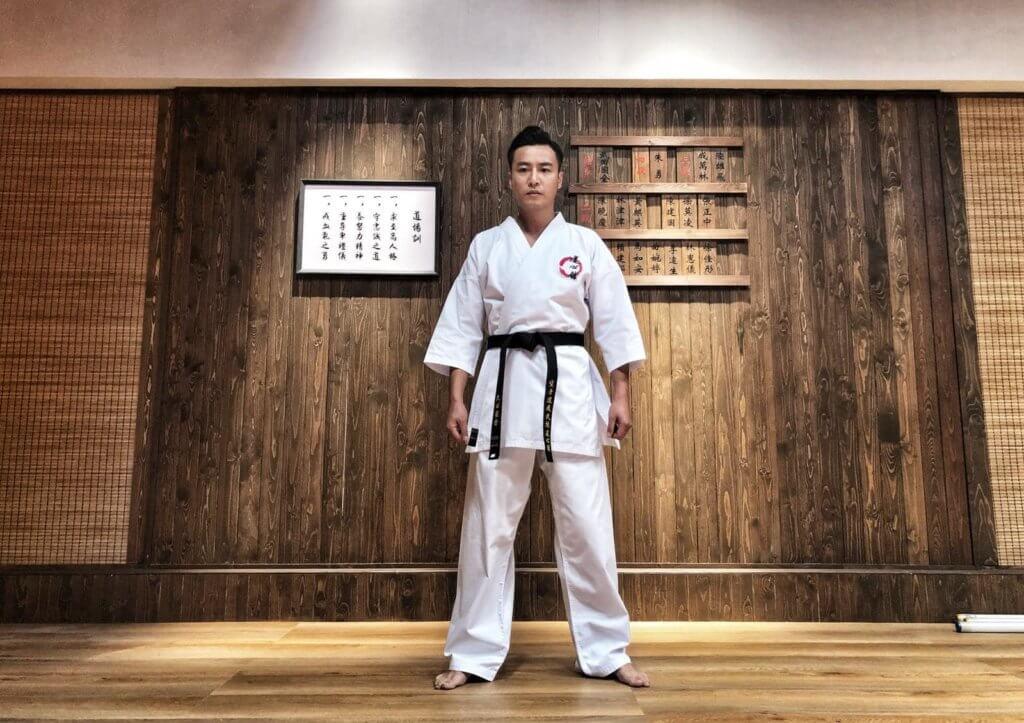 張建聲在ViuTV新劇《打天下》飾演倉田保昭兒子兼徒弟,父親過身後與師兄歐錦棠結怨,被逐出道場。