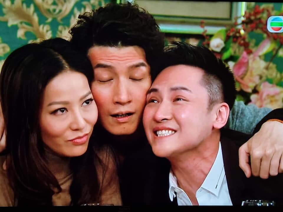 第三輯的《愛‧回家之開心速遞》,他飾演袁文傑的得力助手阿鬼。