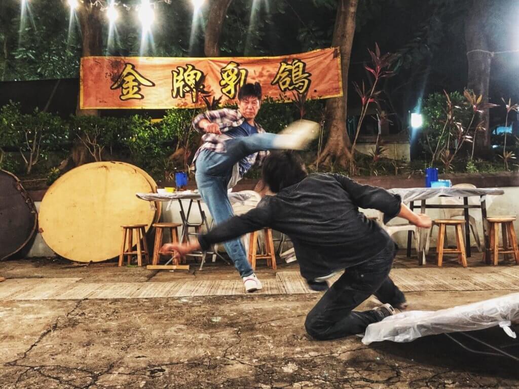 歐錦棠在劇中的武打場面,全部親身上陣,他希望可以展現到香港真功夫予觀眾。