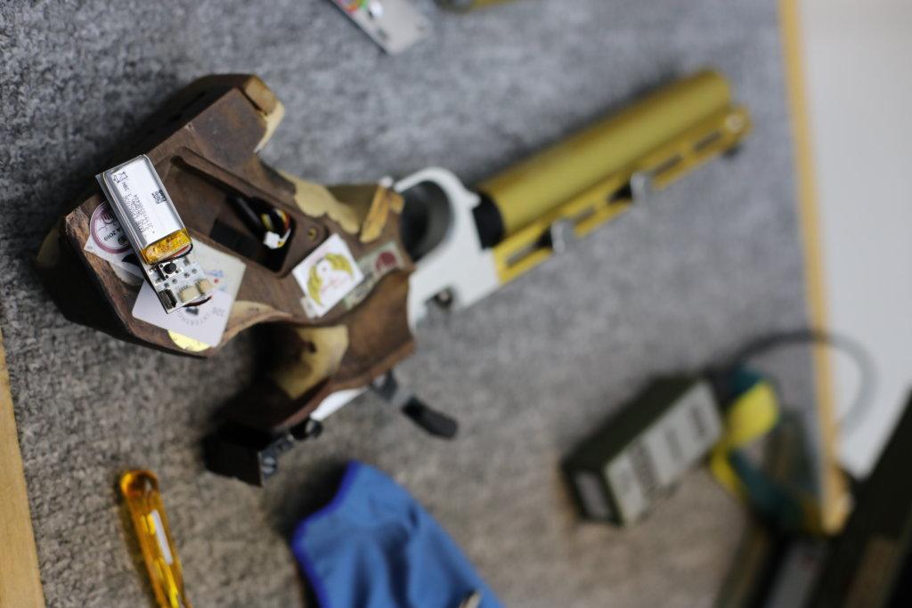 氣手槍不斷在改良和進步