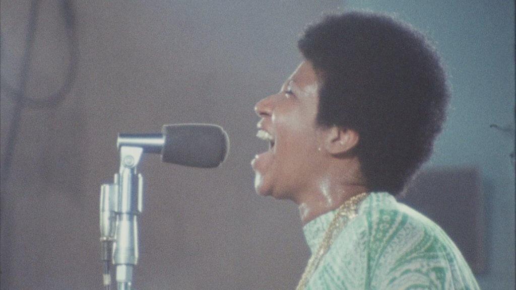 音樂紀錄片《Aretha Franklin:騷靈恩典》封存了近半世紀