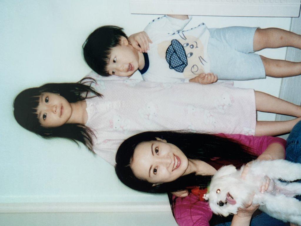 林愷鈴感謝媽媽沒有逼她考高分,令她有愉快的童年。