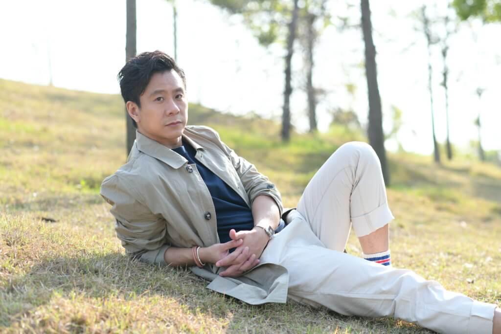 朱栢康近六、七年演戲,開始不再只局限熟讀自己角色,要了解創作者原點。
