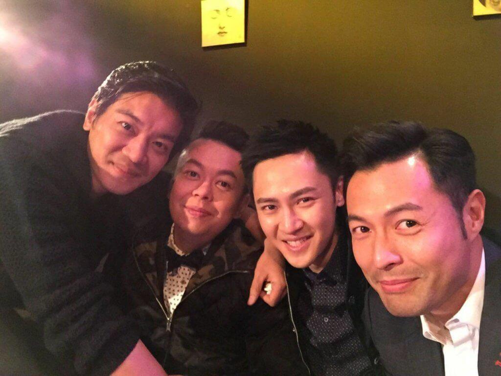 第一輯的處境劇《愛‧回家》,令朱滙林認識到一班好兄弟黎諾懿、李霖恩和張達倫。