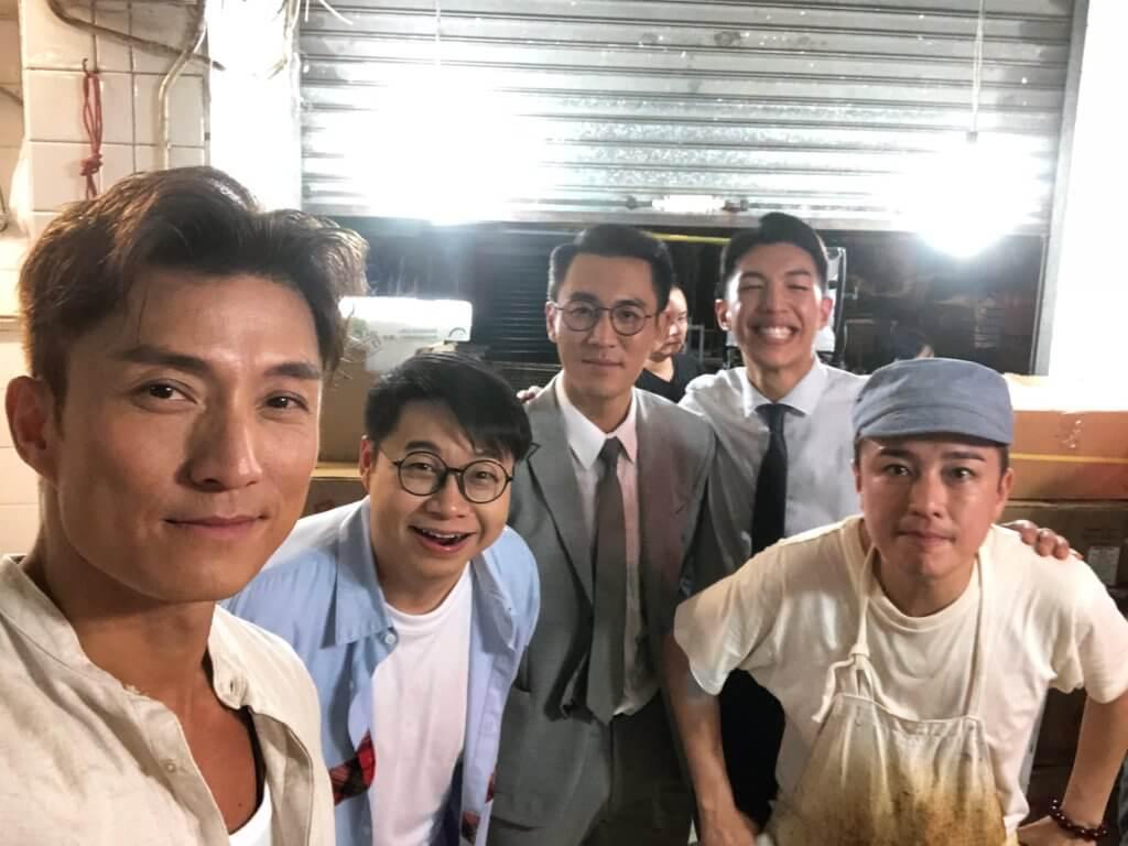 劇集《十八年後的終極告白》,阿東與陳山聰、譚俊彥、林師傑和杜大偉捲入殺人事件。
