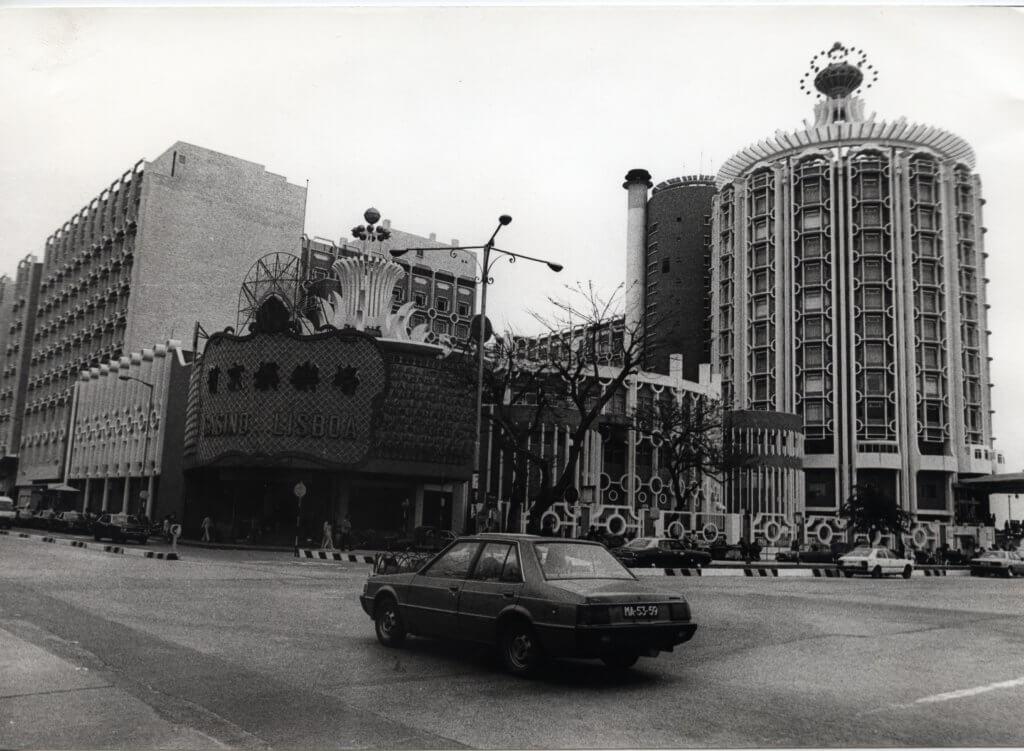 當年蒲京開幕,賭王廿四小時坐鎮。