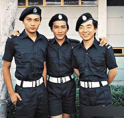 《新紮師兄》帶紅了梁朝偉、呂方、關禮傑三位演員
