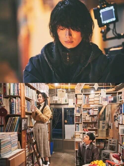 張基龍為了區分兩個角色,在八十年代的造型,特別戴上假髮。而李世娫做書店老闆,李洙赫則演刑警。