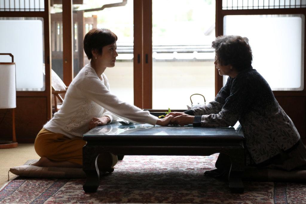 片中出現的日本傳統小道具、演員的動作,都是女導演艾達仔細的安排。